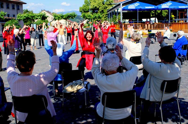 événement 21 - 2011: Bussigny